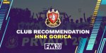 HNK Gorica – Club Recommendation
