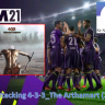 Very Attacking 4-3-3_The Arthamart (2021)
