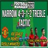LSPlaysFM's Narrow 4-3-1-2 Treble Tactic! -
