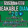 LSPlaysFM's 4-1-2-1-2 Unbreakable Diamond 2.0 - 3.5 GPG & 87% Win Ratio